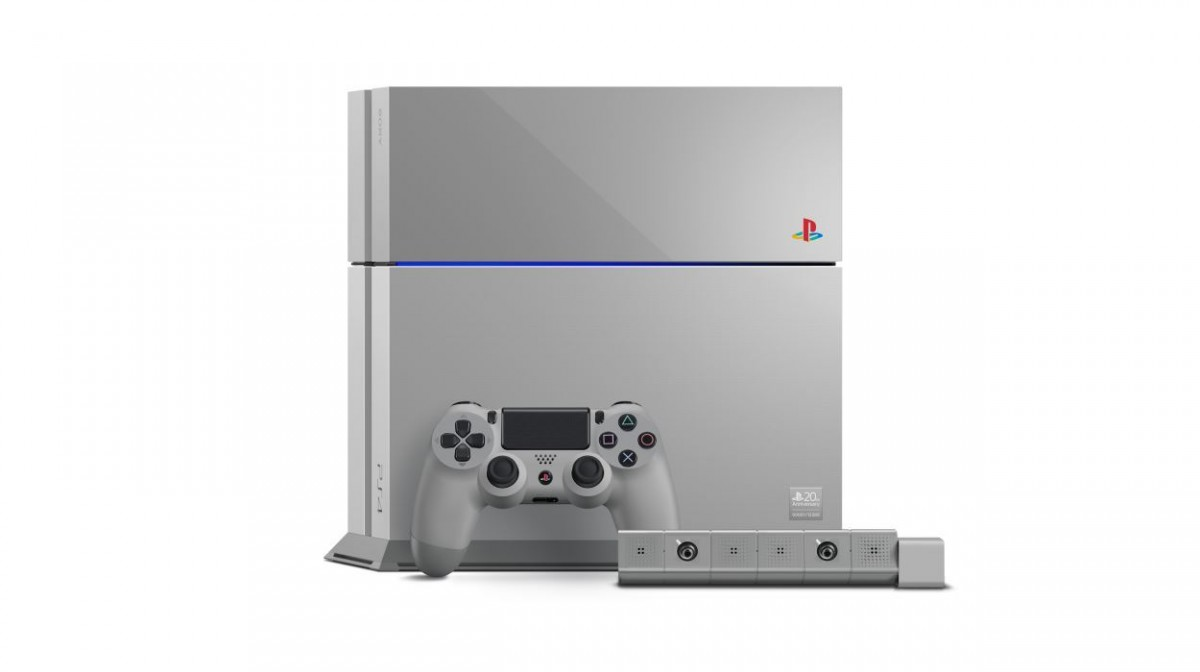 PS4 20th Anniversary Limited Edition