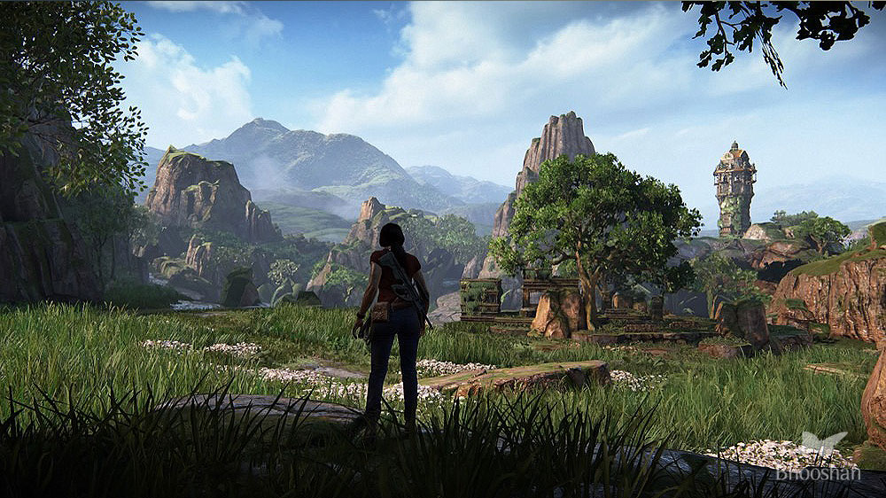 Uncharted - The Lost Legacy - Screen Grab